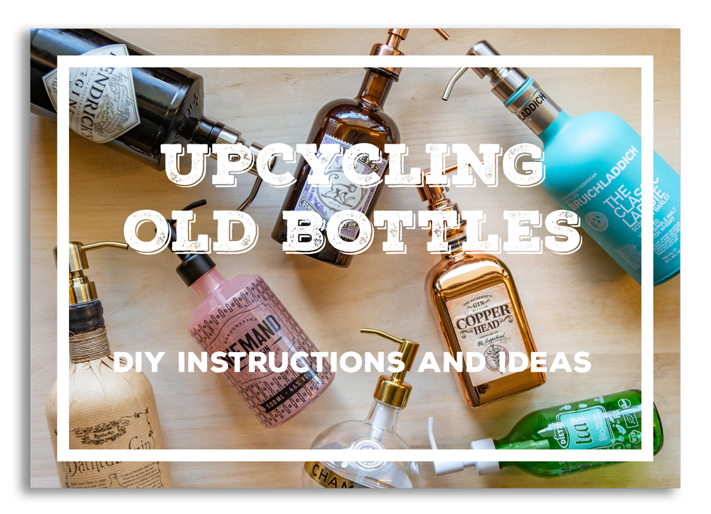 upcycling old bottles ebook